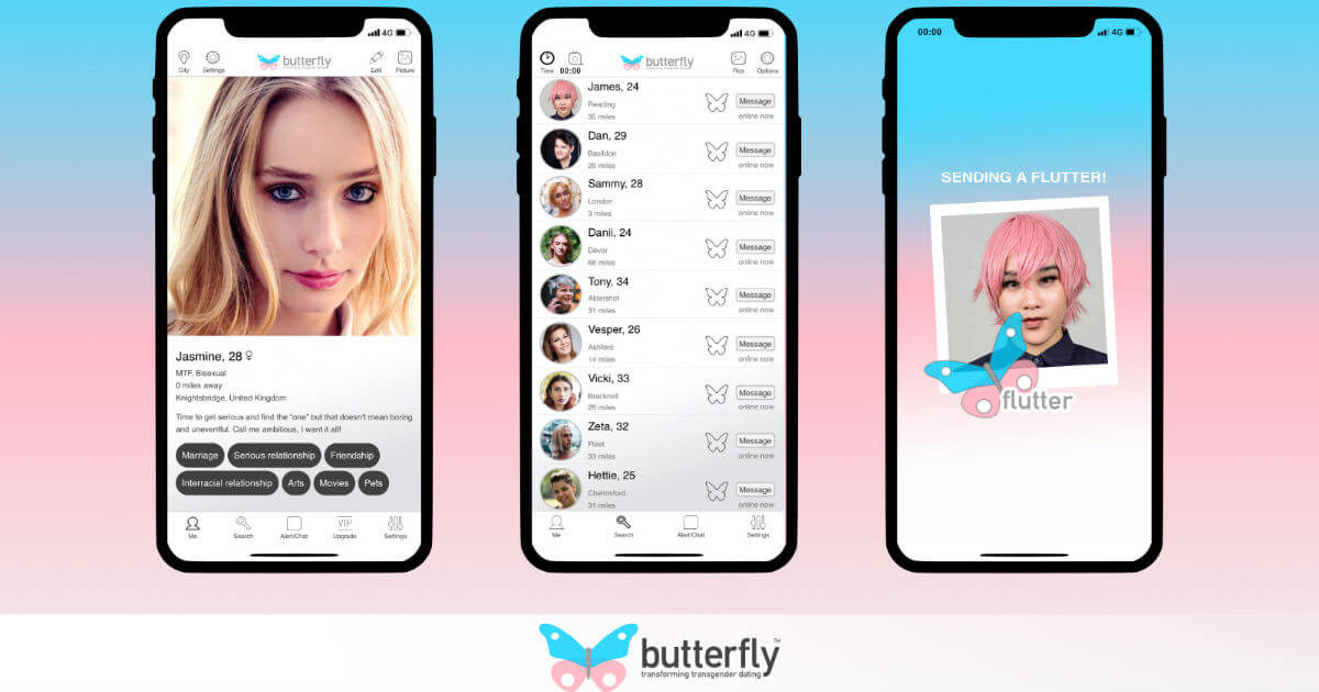 Dating App for Trans People Is Doing User Safety and Privacy Right