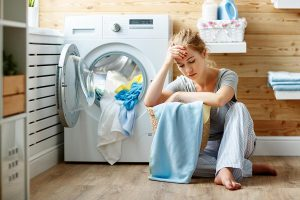 Is your washing machine program stuck? Find a solution!